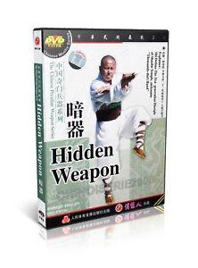 Chinese-ShaoLin-Kongfu-Peculiar-Weapon-Series-Hideen-Weapon-Shi-Debiao-2DVDs