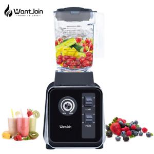 WantJoin Profional Blender Kitchen Vegetable Electric Baby  Maker CE Blenders Fo