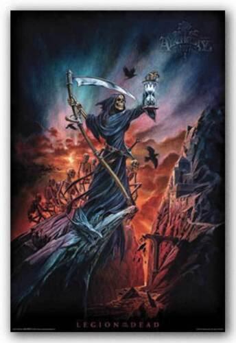 FANTASY POSTER Legion of the Dead Alchemy