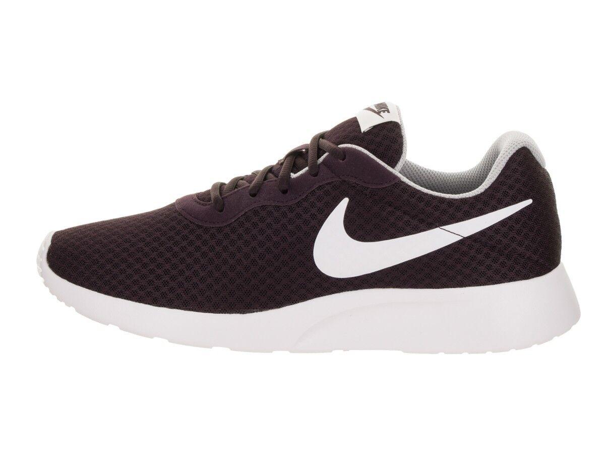 Nike Hommes tanjun Porto Blanc loup gris 812654-600 Sz 9 - 13