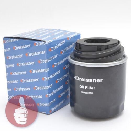 Dreissner filtro dell/'olio o 0586 Dreis VW SEAT SKODA AUDI 1.2 1.4 TSI