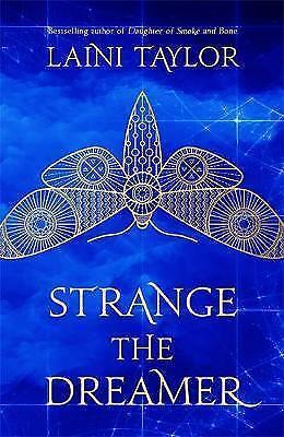 Strange the Dreamer by Laini Taylor (Hardback, 2017) for sale online | eBay