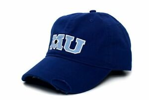 Monsters University Hat Applique Unisex Cap Royal Ebay