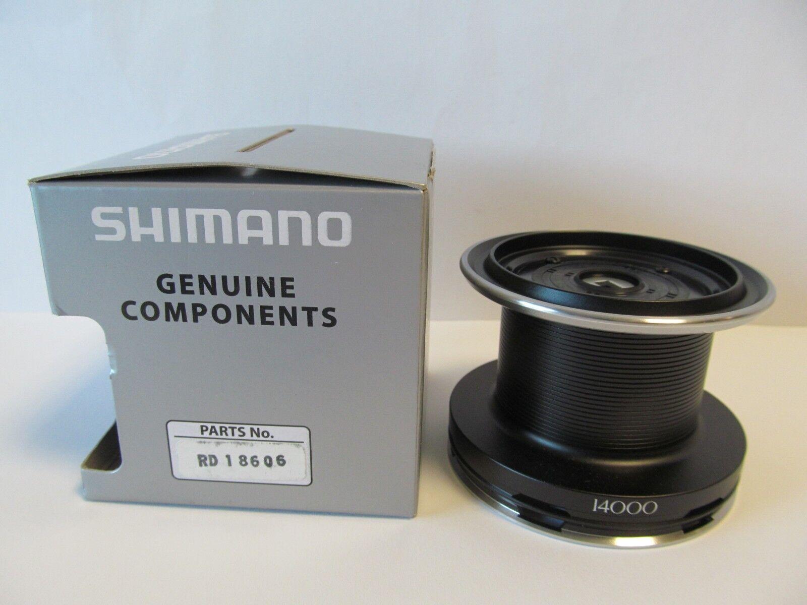 Cocherete de repuesto Shimano para adaptarse a la alimentación Aero 14000 XTB (RD 18606)