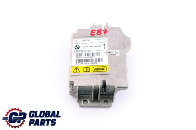 BMW 1 3 SERIES E87 E90 E91 Control Unit Airbag 6977427 6964607
