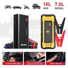 Portable Car Jump Starter Engine Battery Charger Power Bank 18000mah20800mah