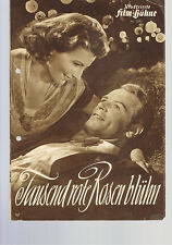 IFB Nr. 1595 Tausend rote Rosen blühn ( Rudolf Prack )