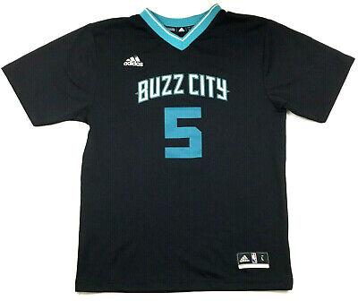 Charlotte Hornets #5 Nicolas Batum NEWCity Edition Swingman Jersey