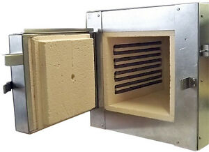 CALIBRATED-GENUINE-ELECTRIC-MUFFLE-KILN-1100-C-2012-F-WITH-11-5-C-L-CHAMBER