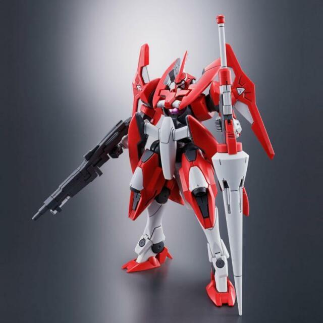 MG Gundam 00 V GNX-604T Deborah/'s Advanced GN-X 1//100 model kit P-Bandai