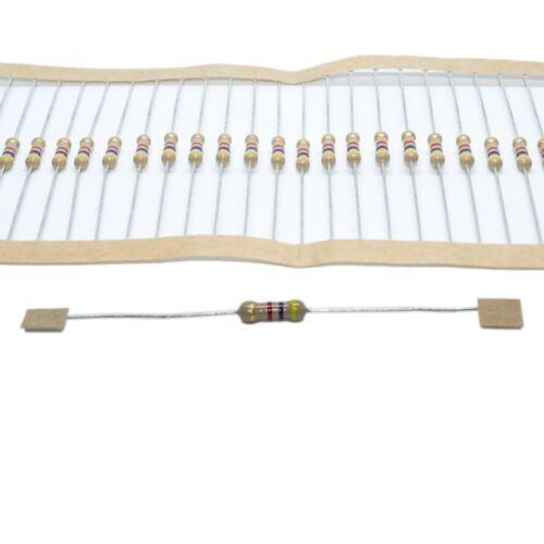 100x CF1//2W-68K Resistor carbon film THT 68kΩ 500mW ±5/% Ø3.2x9mm Leads