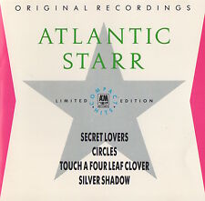 ATLANTIC STARR - LIMITED EDITION - RARE 4 TRACK CD SINGLE