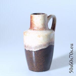 Handled-Vase-Scheurich-405-13-5-Design-Heinz-Siery-H-13-5-cm-60s-WGP-1088