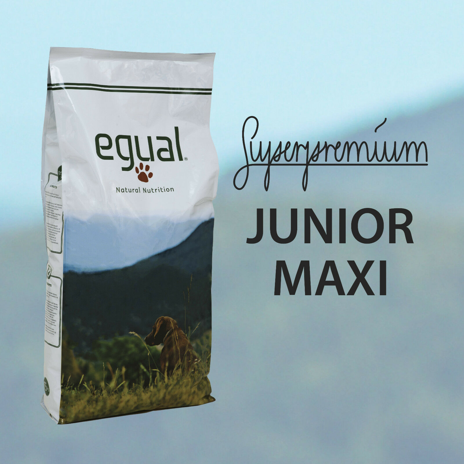 saldi EGUAL - - - JUNIOR MAXI  15Kg  presa di marca