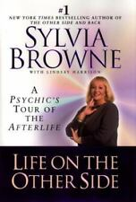 Life on the Other Side : A Psychic's Tour of the Afterlife by Lindsay Harrison and Sylvia Browne (2000, Hardcover)