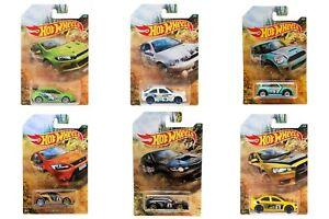 2019-Hot-Wheels-Backroad-Rally-serie-GDG44-coches-recogerlos-todos-escala-1-64