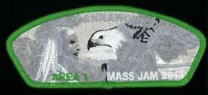 ANNAWON-GRN-BDR-MASS-JAM-2013-20-Sets-made-green-border-SA-34-CSP-SLV3317