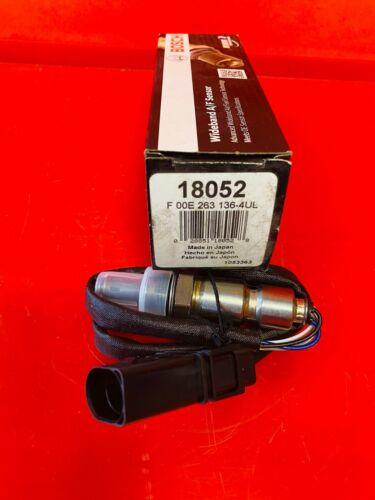 NEW OEM BOSCH 18052 Oxygen Sensor FOR AUDI DODGE FIAT HYUNDAI