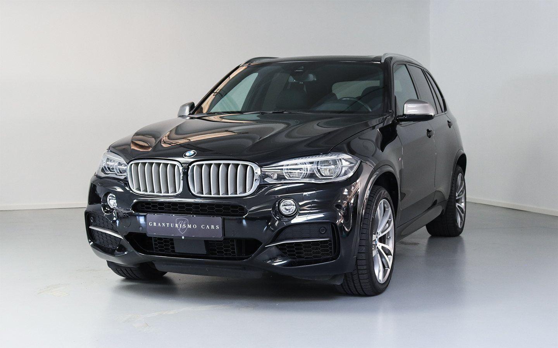BMW X5 3,0 M50d xDrive aut. 5d - 5.645 kr.