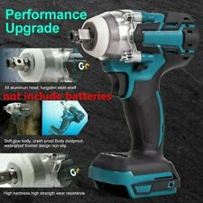 Cordless Electric Impact Wrench Gun 12 Driver 520nm Bare Tool For Makita
