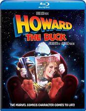 HOWARD THE DUCK (1986)-  Blu Ray - Sealed Region free