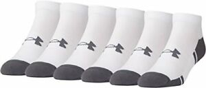 Under-Armour-Socks-Mens-Resistor-III-Lo-Cut-6-Pack-Select-SZ-Color