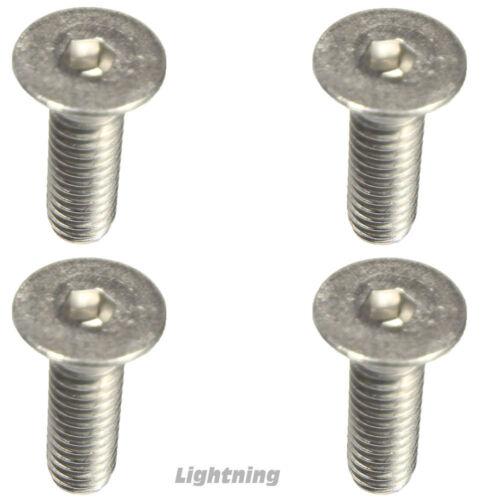 "Flat Head Socket Cap Screw 18-8 Stainless Steel  4-40 x 3//8/"" Qty 250"