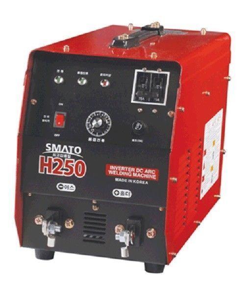 Welding & Soldering Welding Smato H200 D.c Inverter Arc Welding Machine 5.5kva Weight Lightening Mini V_e