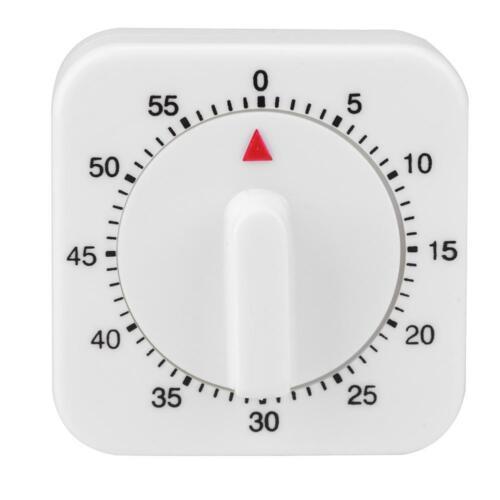 60 Minuten manuelle Timer mechanische Erinnerung Wecker-Küchen-Timer