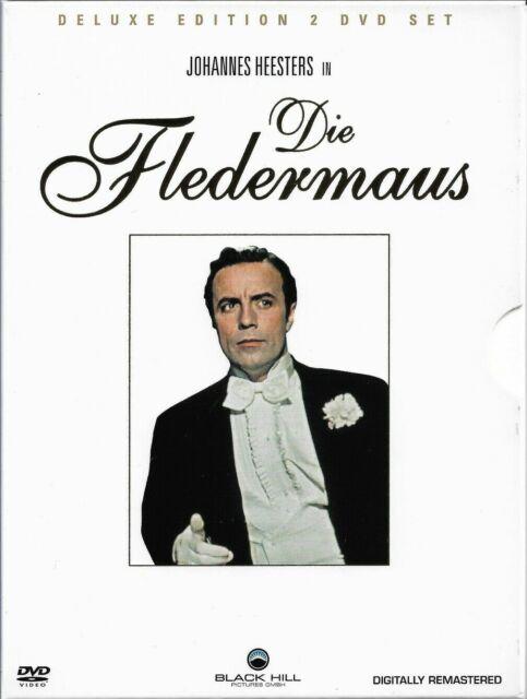 Die Fledermaus mit Johannes Heesters  Deluxe Edition 2 DVD Set