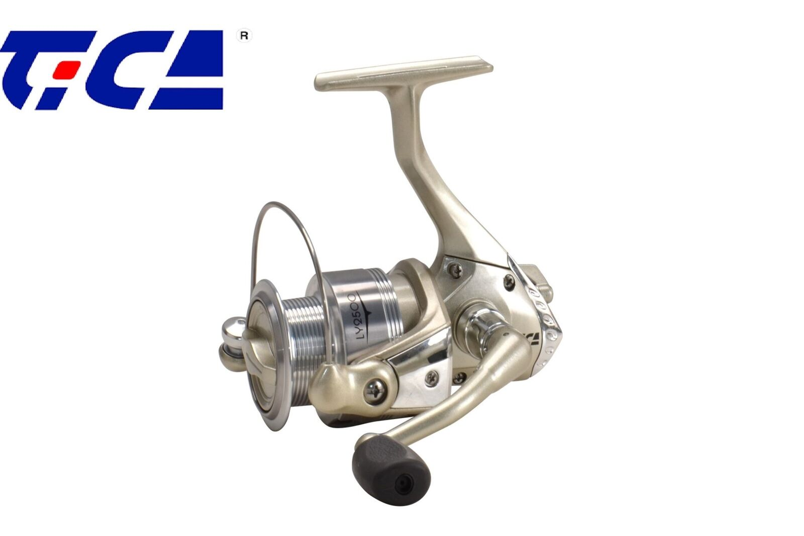 TiCA Cambria LY Rear Drag Spinning Reel 4bb  + 1rb  save 60% discount and fast shipping worldwide