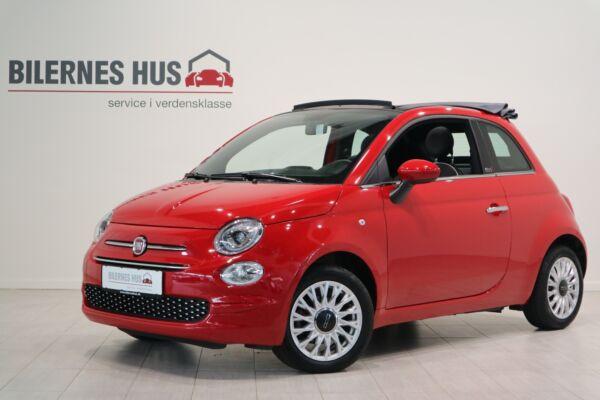 Fiat 500C 1,2 Lounge billede 0