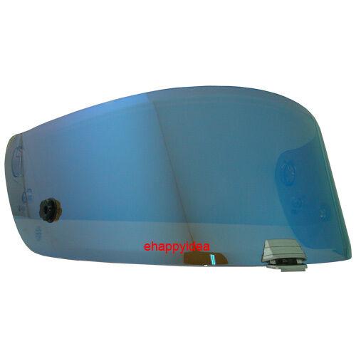 HJC Helmet Shield / Visor HJ-20 Blue Mirror For R-PHA 10 : Motorcycle, Bike