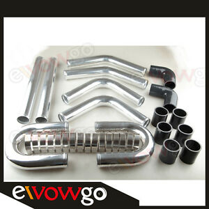 3-034-INCH-UNIVERSAL-ALUMINUM-TURBO-INTERCOOLER-PIPING-KIT-PIPES-CLAMP-COUPLER