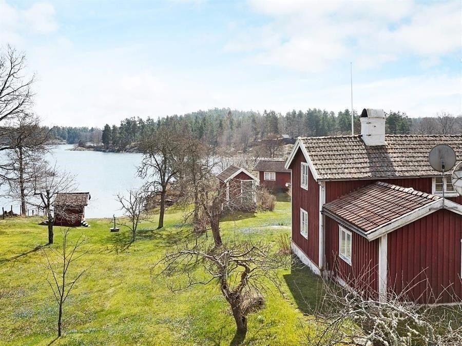 Sommerhus, Regioner:, Valdemarsvik Ö