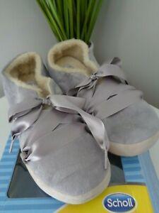 stile Frou Taglia Bn 8 Grey 42 Scholl Pantofole Uk Cream balletto tq0XPw0