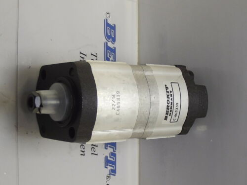 Case-IH 743XL,745XL,844XL,845XL,856XL Hydraulikpumpe 8+8 alternativ f.0510465339