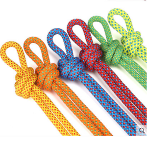 6mm Umbrella rope bundle rope tent clothesline rope climbing rope Polyester rope