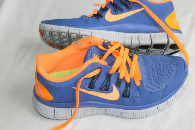 the latest 2ab1b 3bdc1 Nike 580591-580 Womens Nike Free 5.0 Violet lite Sneakers Shoes Size 6 Eur  36.5