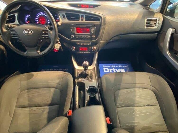 Kia Ceed 1,4 CVVT Active+ SW