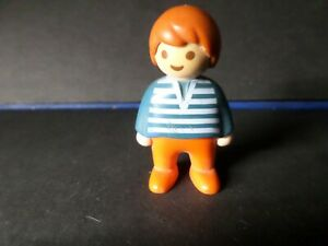 PLAYMOBIL-PERSONNAGE-PETIT-GARCON-TB-VF-TOYS-occasion