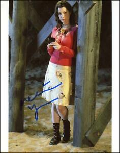 Melanie-Lynskey-034-Two-and-a-Half-Men-034-AUTOGRAPH-Signed-039-Rose-039-8x10-Photo