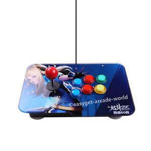 LED-arcade-game-console-for-MAME-PC-Windows-Raspberry-Pi-Retro-game-Controlles
