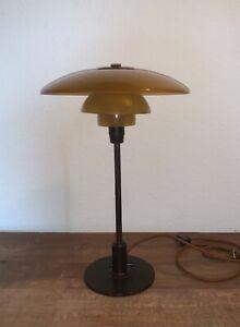 Poul Henningsen PH 3/2 table lamp. Louis Poulsen, 1930's