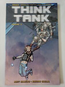 THINK-TANK-Volume-3-TPB-2013-IMAGE-COMICS-1ST-PRINT-BRAND-NEW-UNREAD