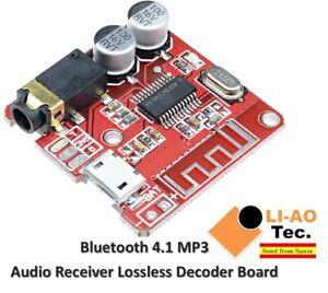 Bluetooth-4-1-Audio-MP3-Recepteur-sans-perte-Decodeur-Stereo-Sans-Fil-Musique-Module