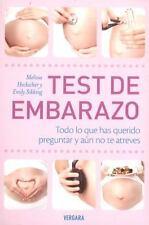 Test De Embarazo (Spanish Edition)