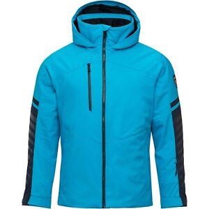 moderner Stil hohe Qualität bestbewertetes Original Details zu Rossignol Fonction Jacket Men Skijacke Herren Ski Jacke RLHMJ30  blue jay blau