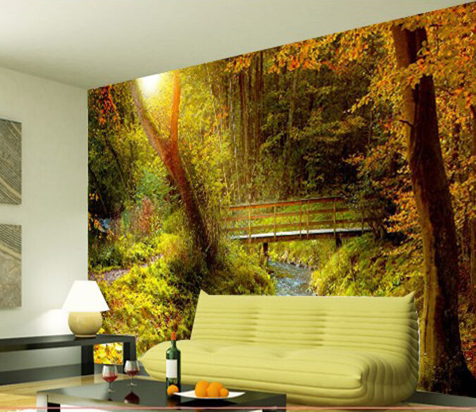 3D Tropical tree 5113 Paper Wall Print Decal Wall Wall Murals AJ WALLPAPER GB