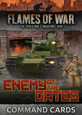 Flames Of War Artillery Template At007 Ebay